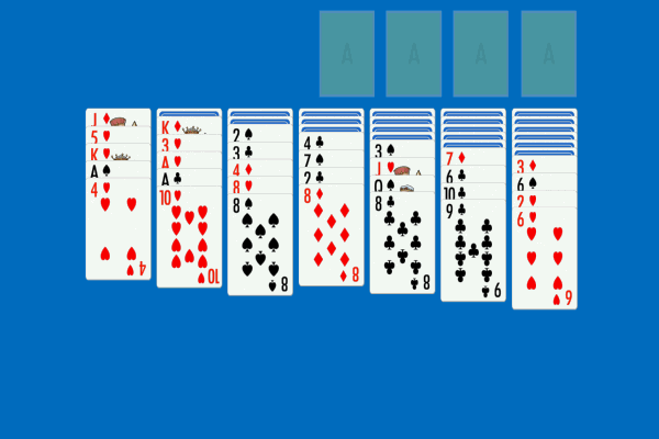 Brisbane Solitaire 1