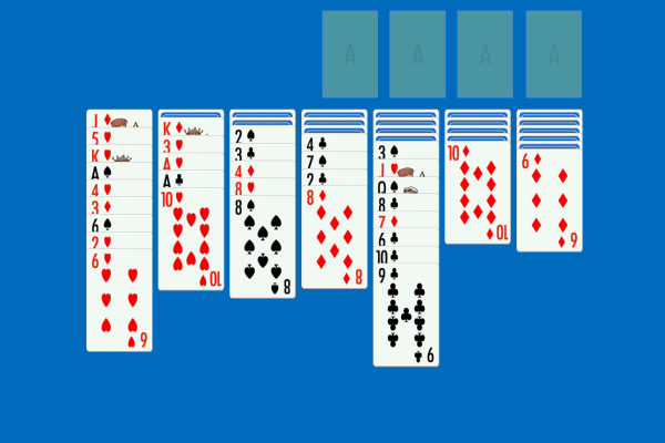 Brisbane Solitaire 3
