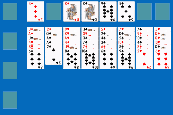Eight Off Solitaire 2