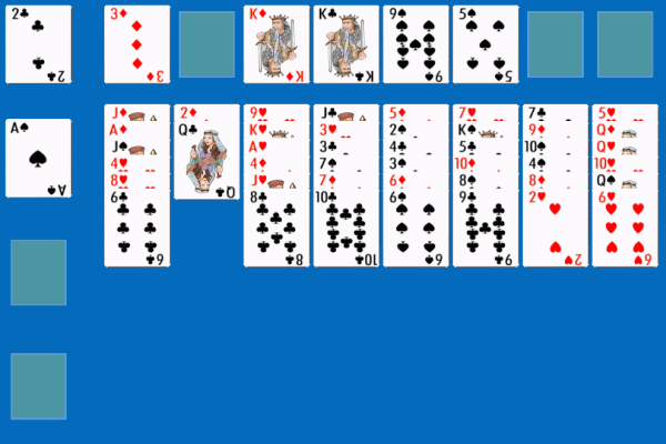 Eight Off Solitaire 3