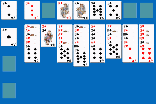 Eight Off Solitaire 4