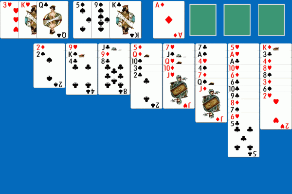 Idiot's Delight Solitaire 2