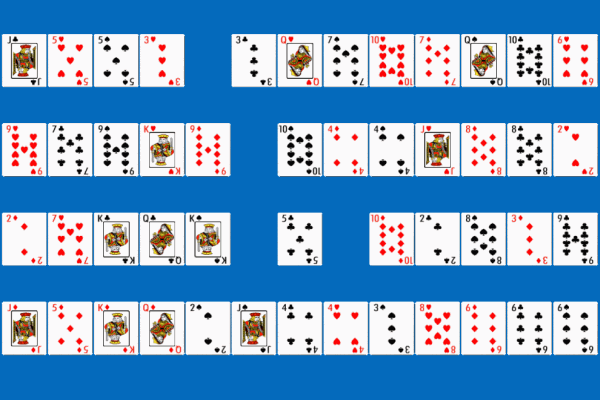 La Grande Imperiale Two Way Solitaire 2
