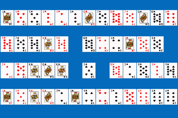La Grande Imperiale Two Way Solitaire 3