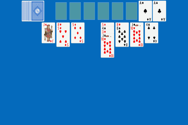 Miss Milligan Solitaire 4