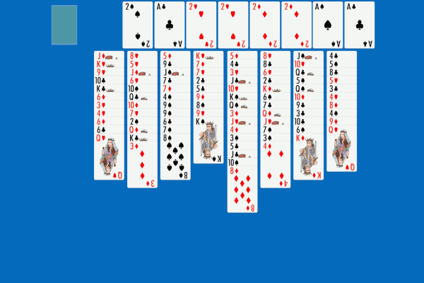 Miss Milligan Solitaire 5
