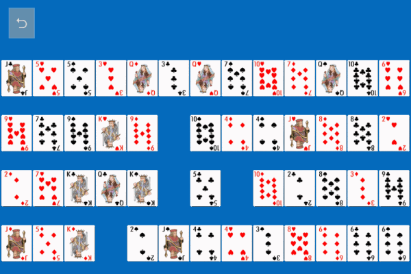 Montana Solitaire 1
