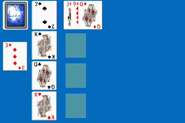 Osmosis Solitaire 3