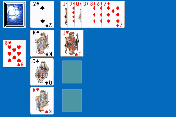 Osmosis Solitaire 6