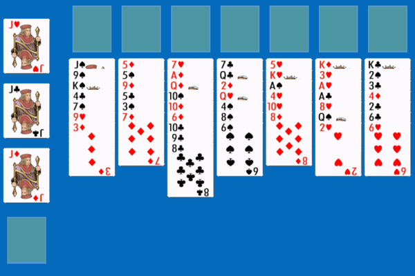 Penguin Solitaire 2