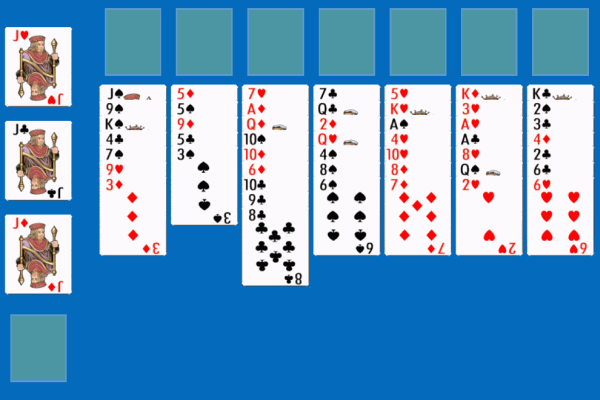 Penguin Solitaire 3