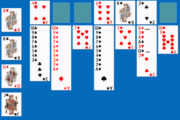 Penguin Solitaire 6