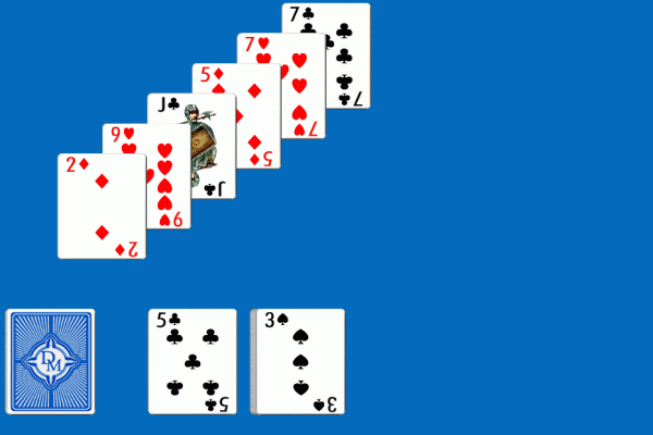 Pyramid Solitaire 1