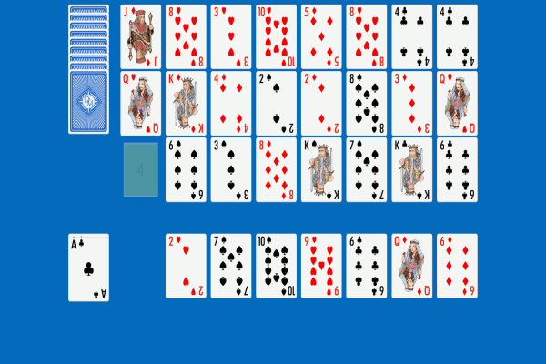 Royal Parade Solitaire 2