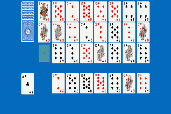 Royal Parade Solitaire 3
