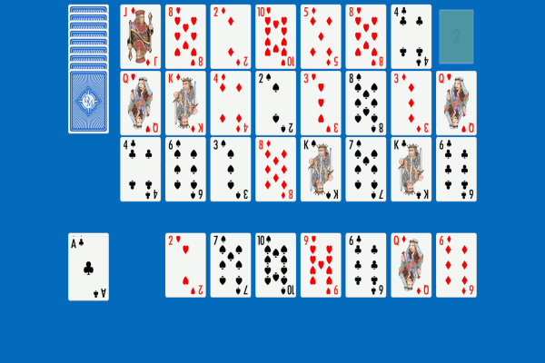 Royal Parade Solitaire 4