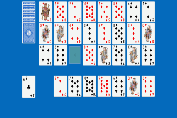 Royal Parade Solitaire 5
