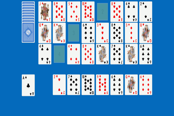 Royal Parade Solitaire 8