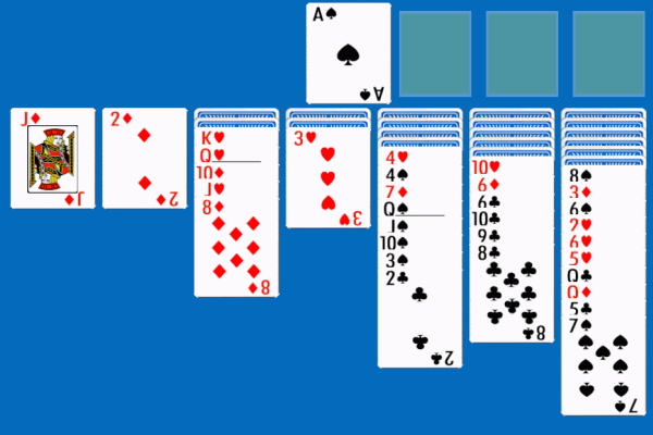 Russian Solitaire 3