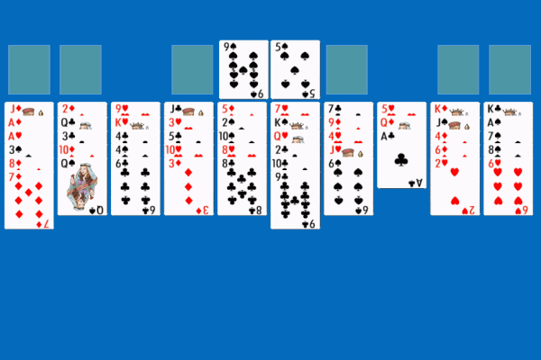 Sea Tower Solitaire 3