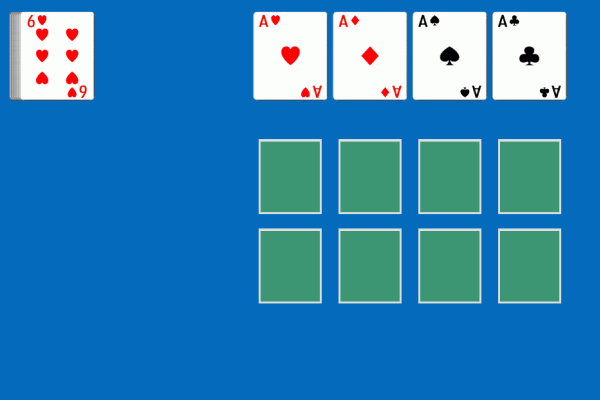 Strategy Solitaire 1
