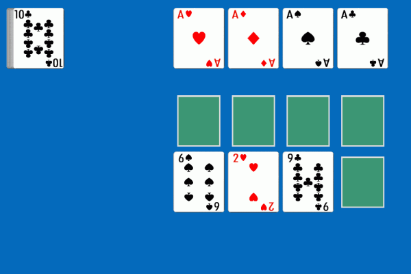 Strategy Solitaire 3