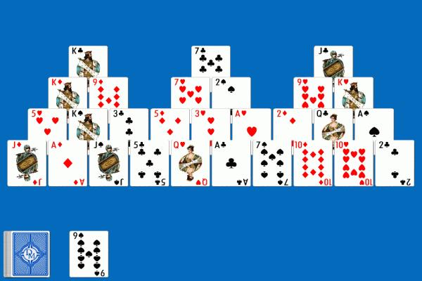 tri solitaire